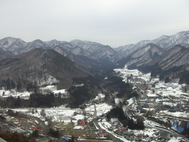 山形县【山寺】之冰雪绝景!