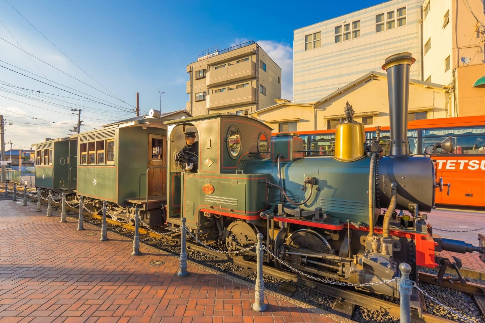 少爺火車(坊っちゃん列車)