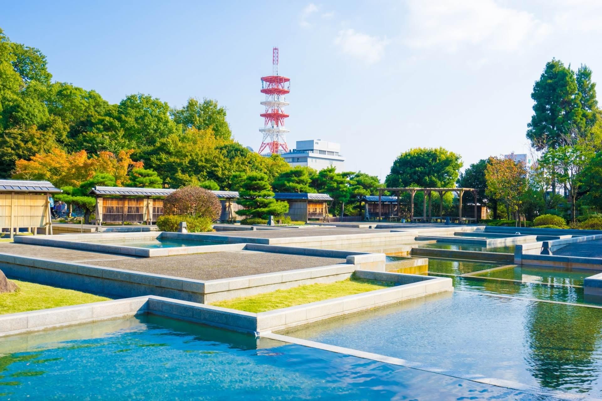 「流水园」设计
