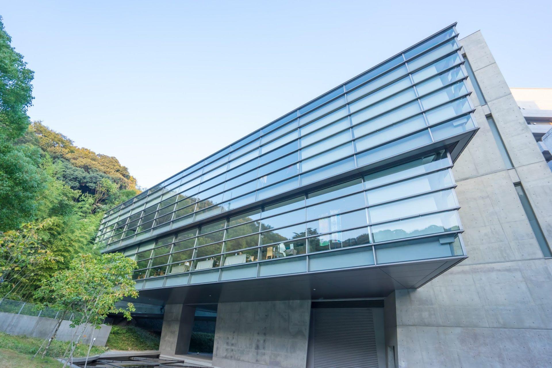 「坂上之雲博物館」外觀