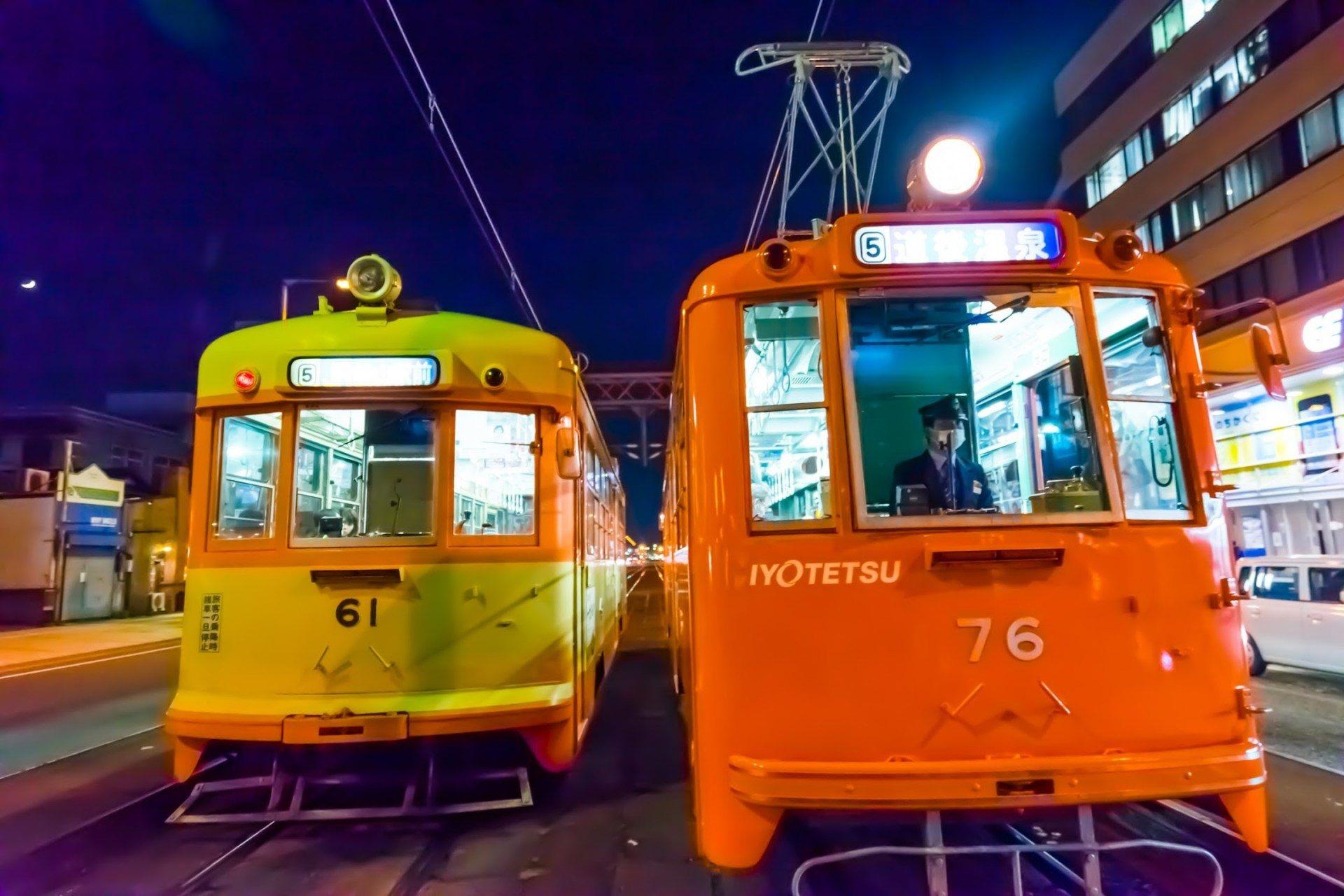 市内路面電車