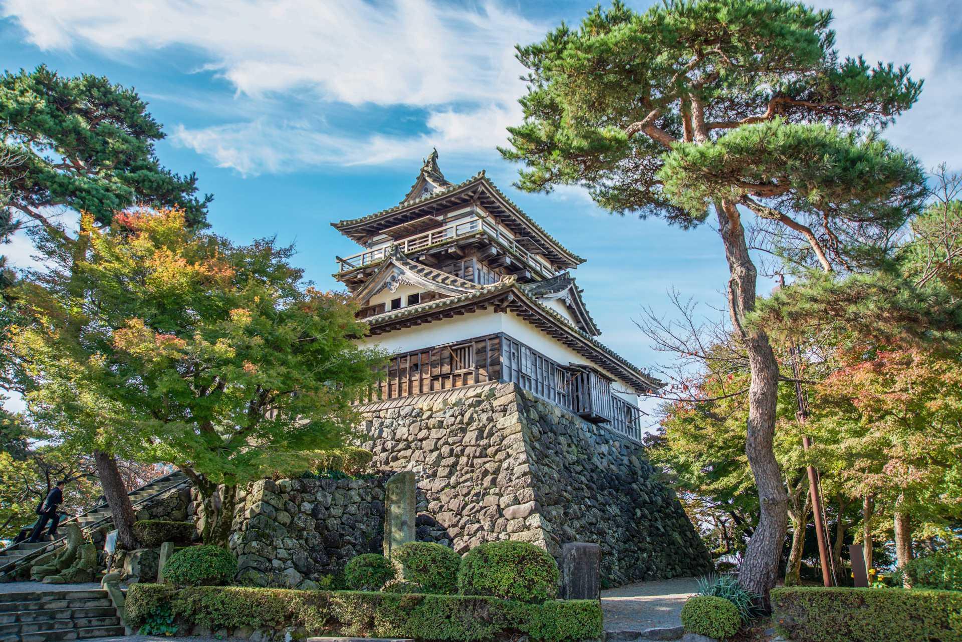 丸岡城(福井縣)、重要文化財