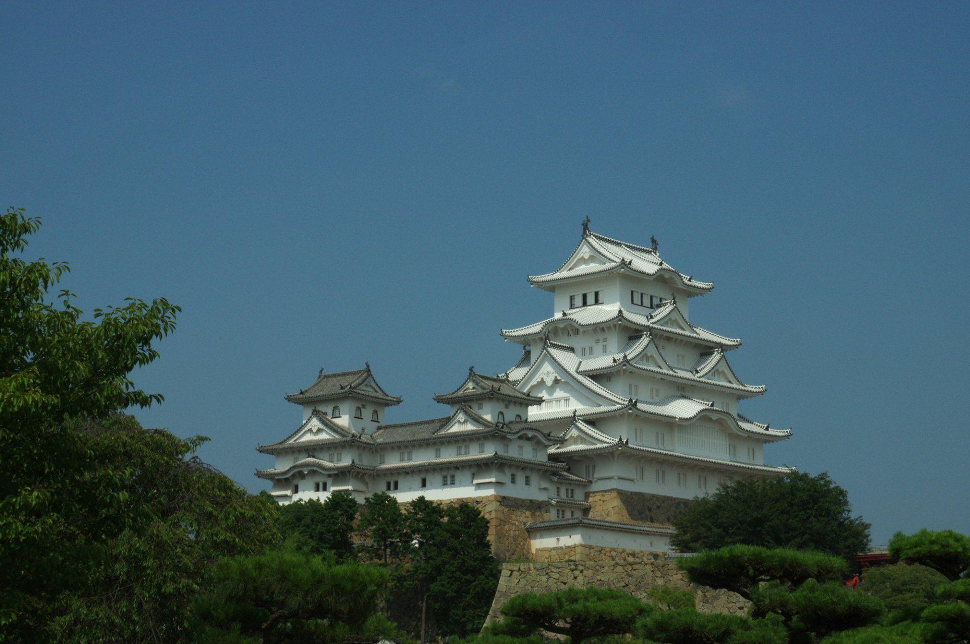 世界遗产:姫路城