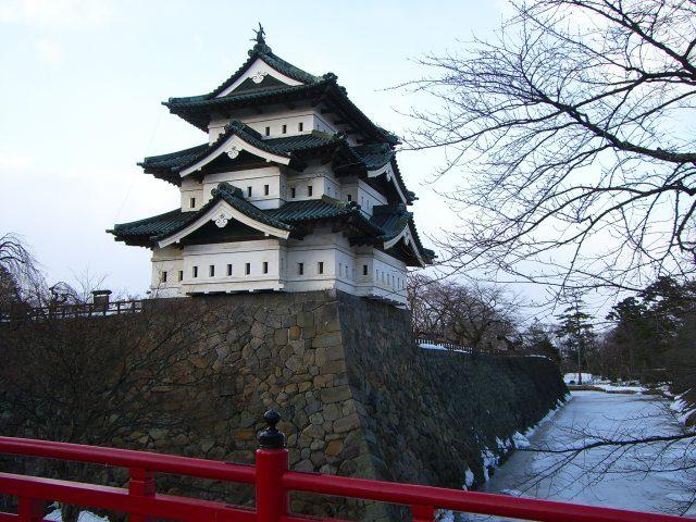 冬季青森自由行 ,弘前市內觀光行程!