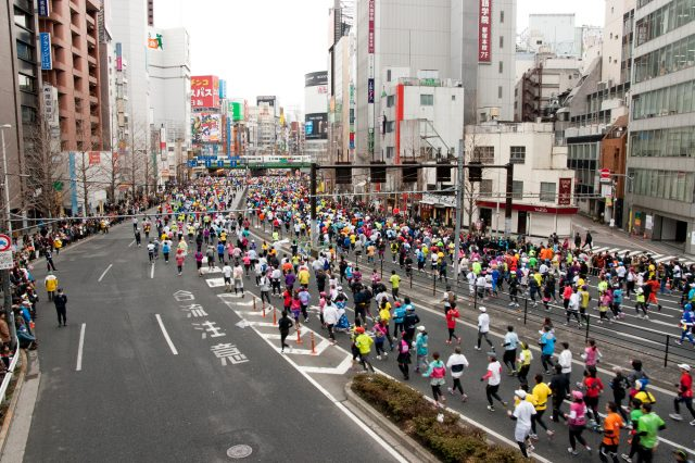 What Tokyo Runners Aspire For, the Tokyo Marathon 2019