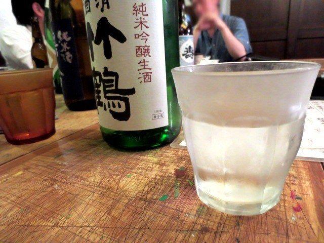 有著日本清酒特有的清淡爽和纖細的口感!