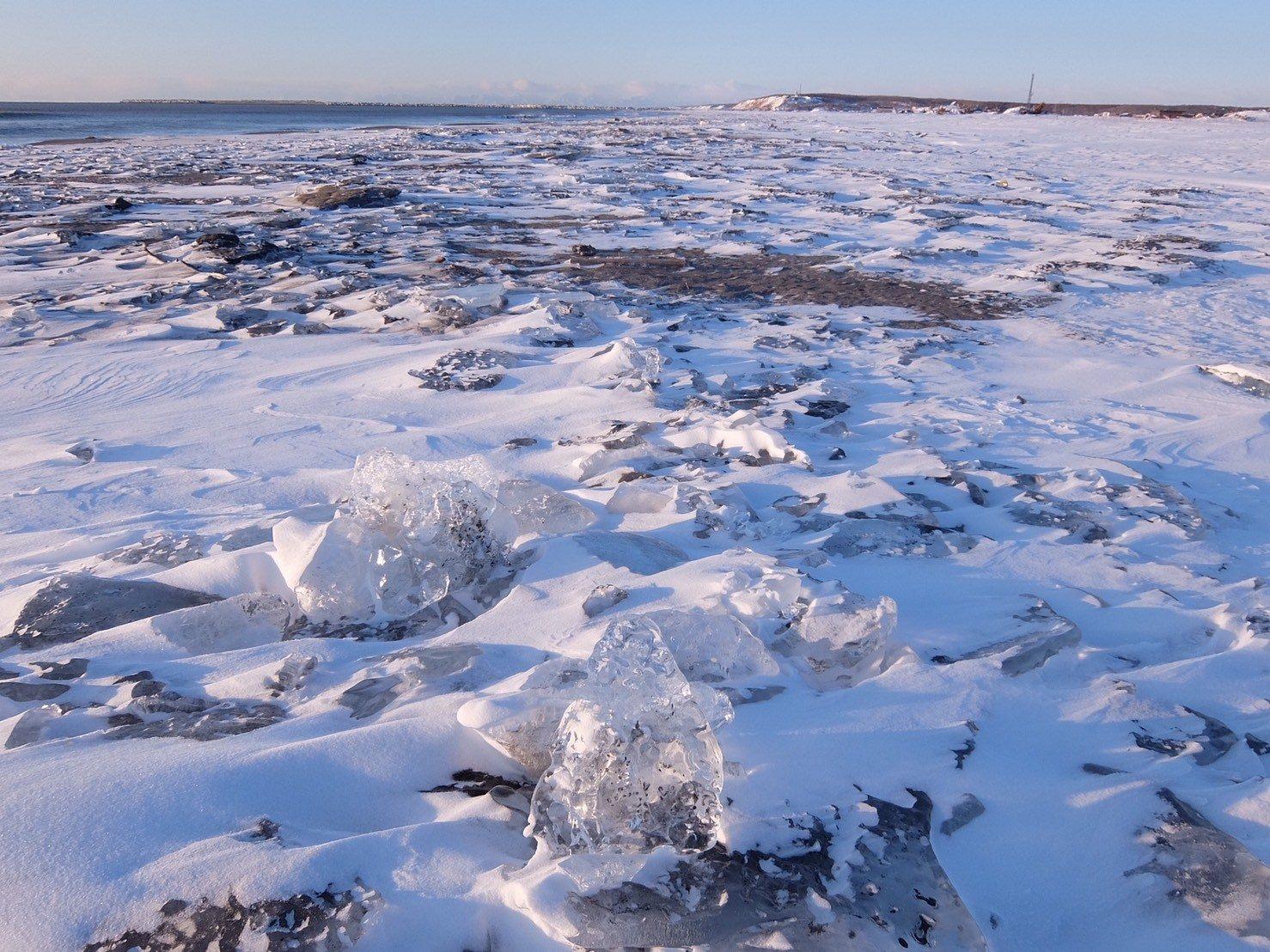 透明度極高的美麗冰塊