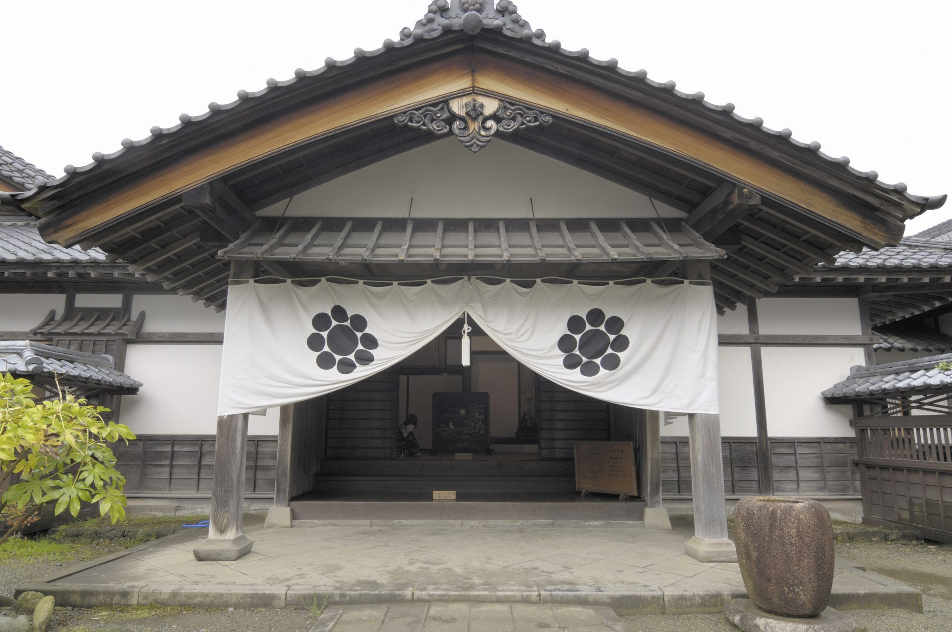 A History-Inspired Museum! Aizu Samurai Residence