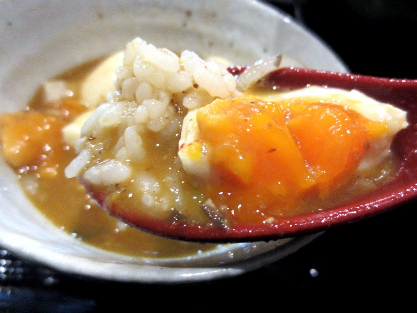 煮玉子+白飯