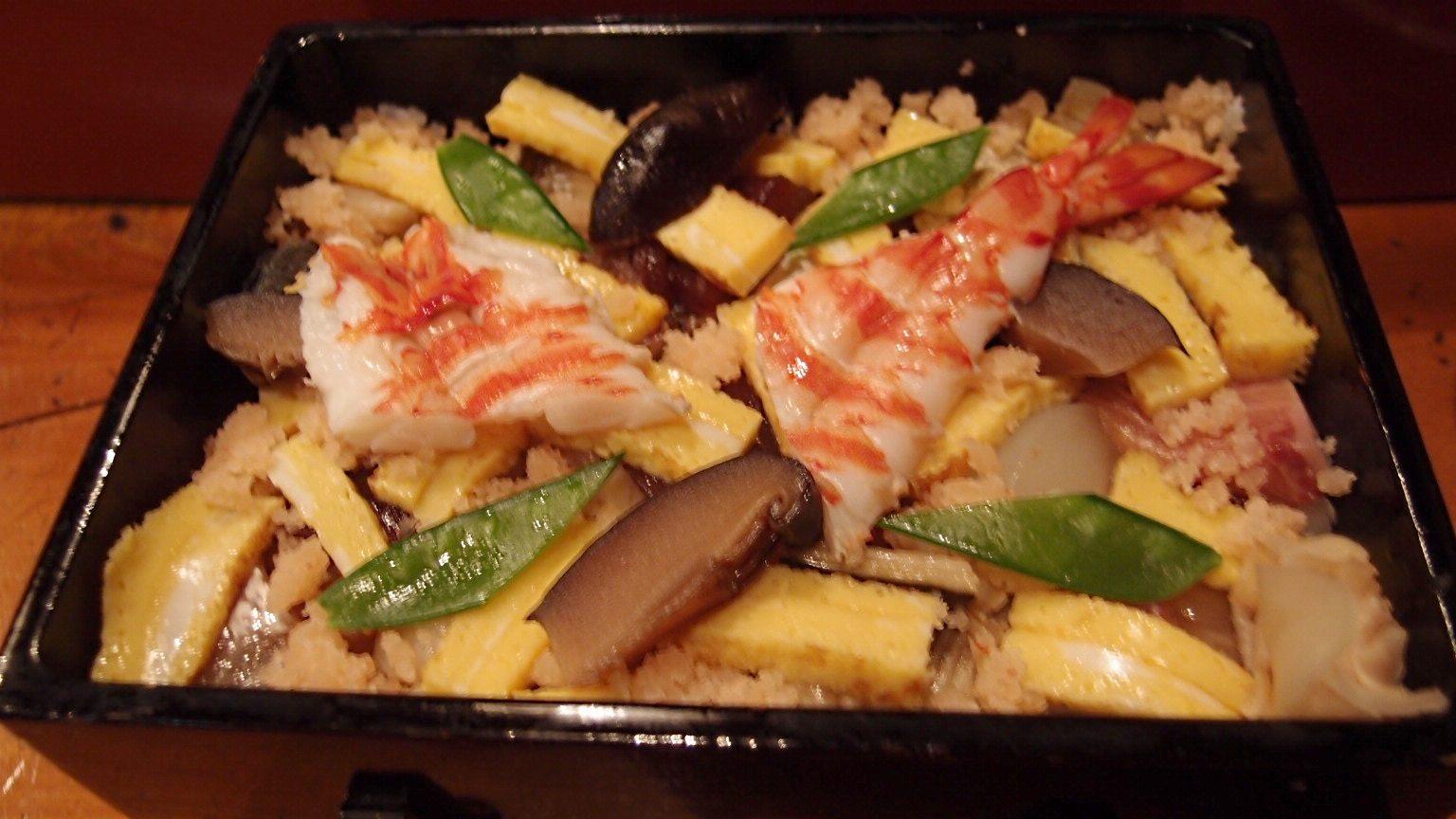 江户前散寿司