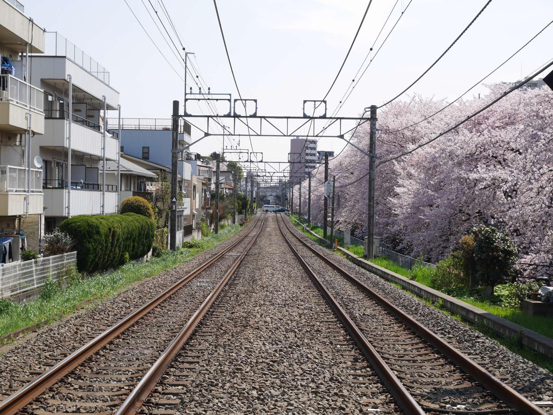 """對""""鐵道迷""""來說的絕佳攝影地點"""