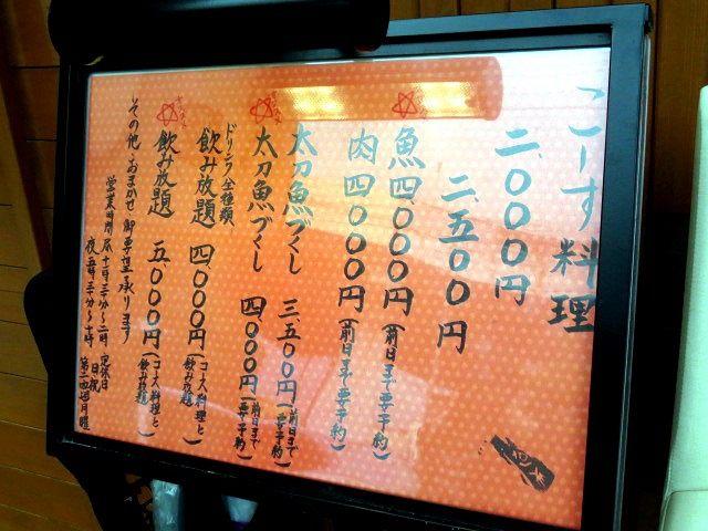 Tachijyu園(たちじゅう園)看板