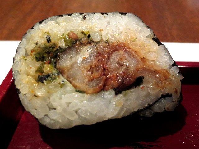 白帶魚壽司卷