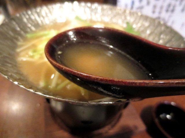 鮮香的原味高湯