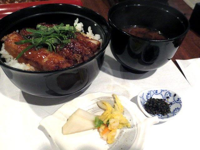 蒲燒白帶魚重