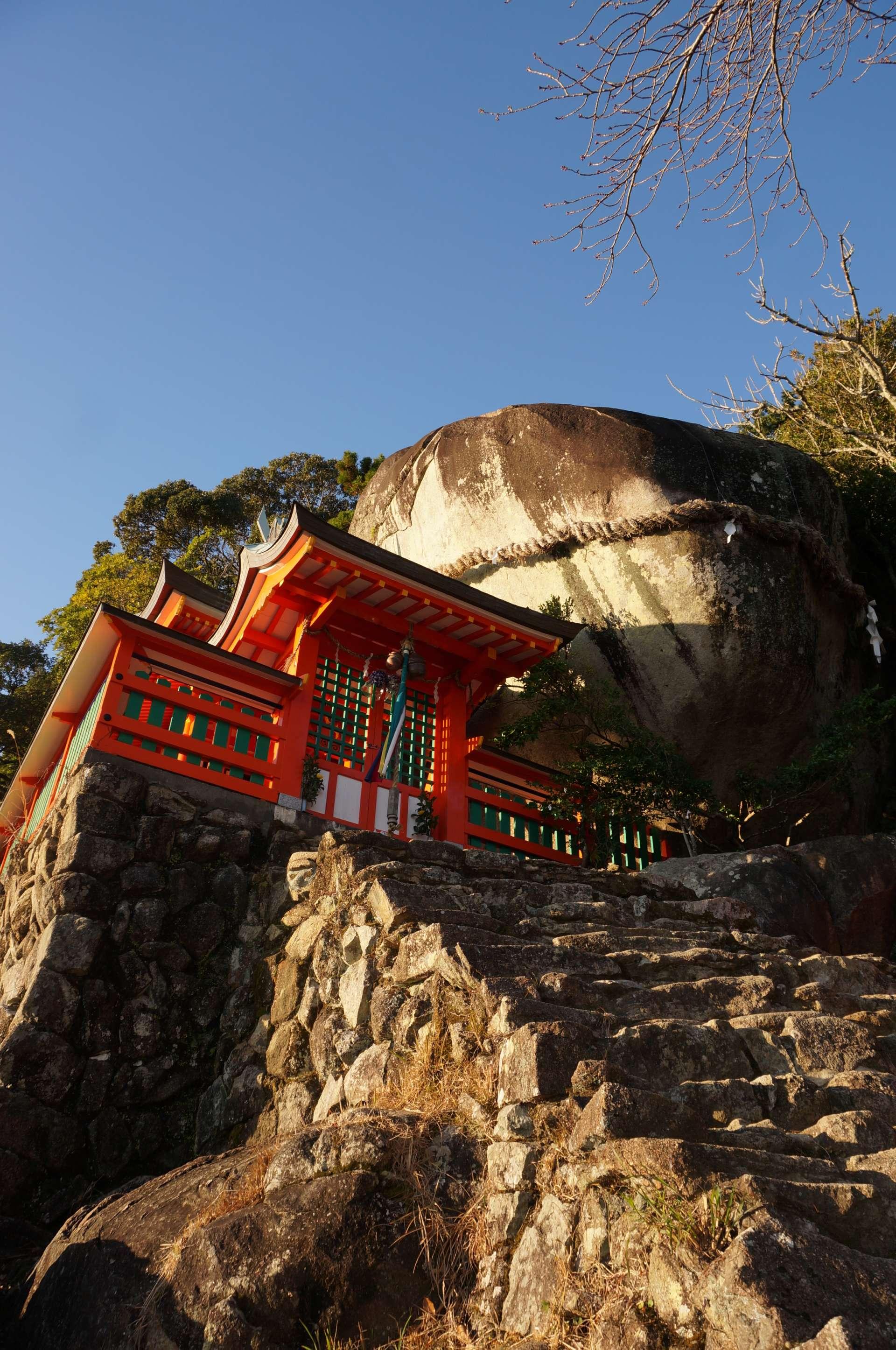 the Kumano Hayatama Grand Shrine
