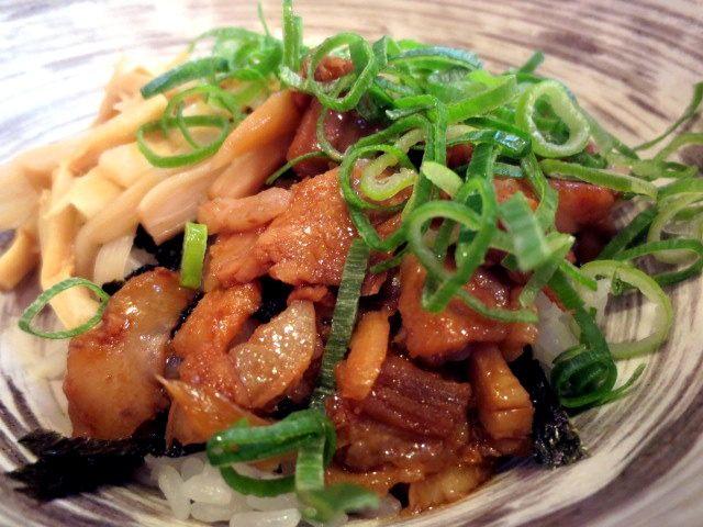Chamen* Don(¥250 dinner menu)