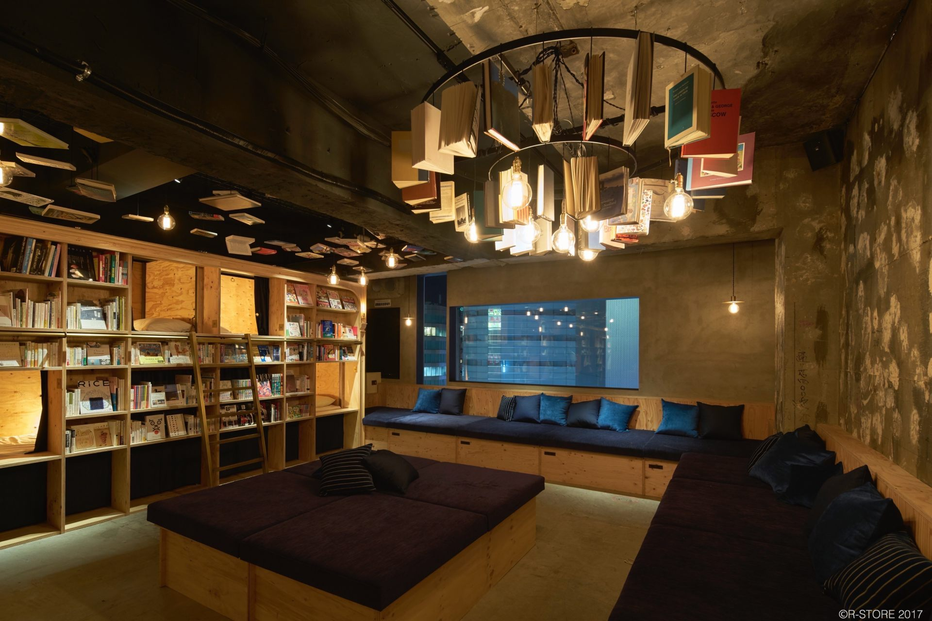 BOOK AND BED TOKYO东京