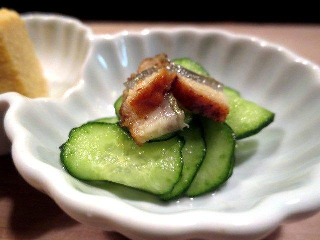涼拌凉拌烤鳗鱼