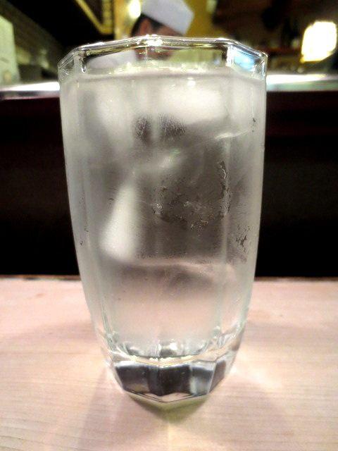 白薯烧酒 兑水