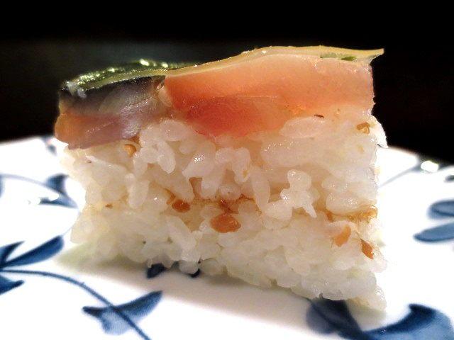 醋饭和鲷鱼肉松