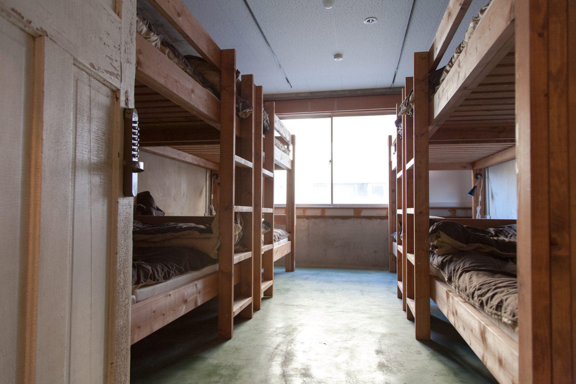 dormitory area