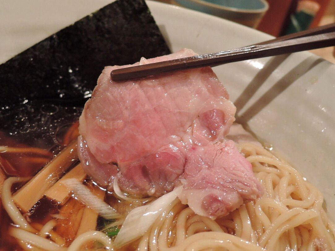 使用低溫真空烹調法的豬肩叉燒