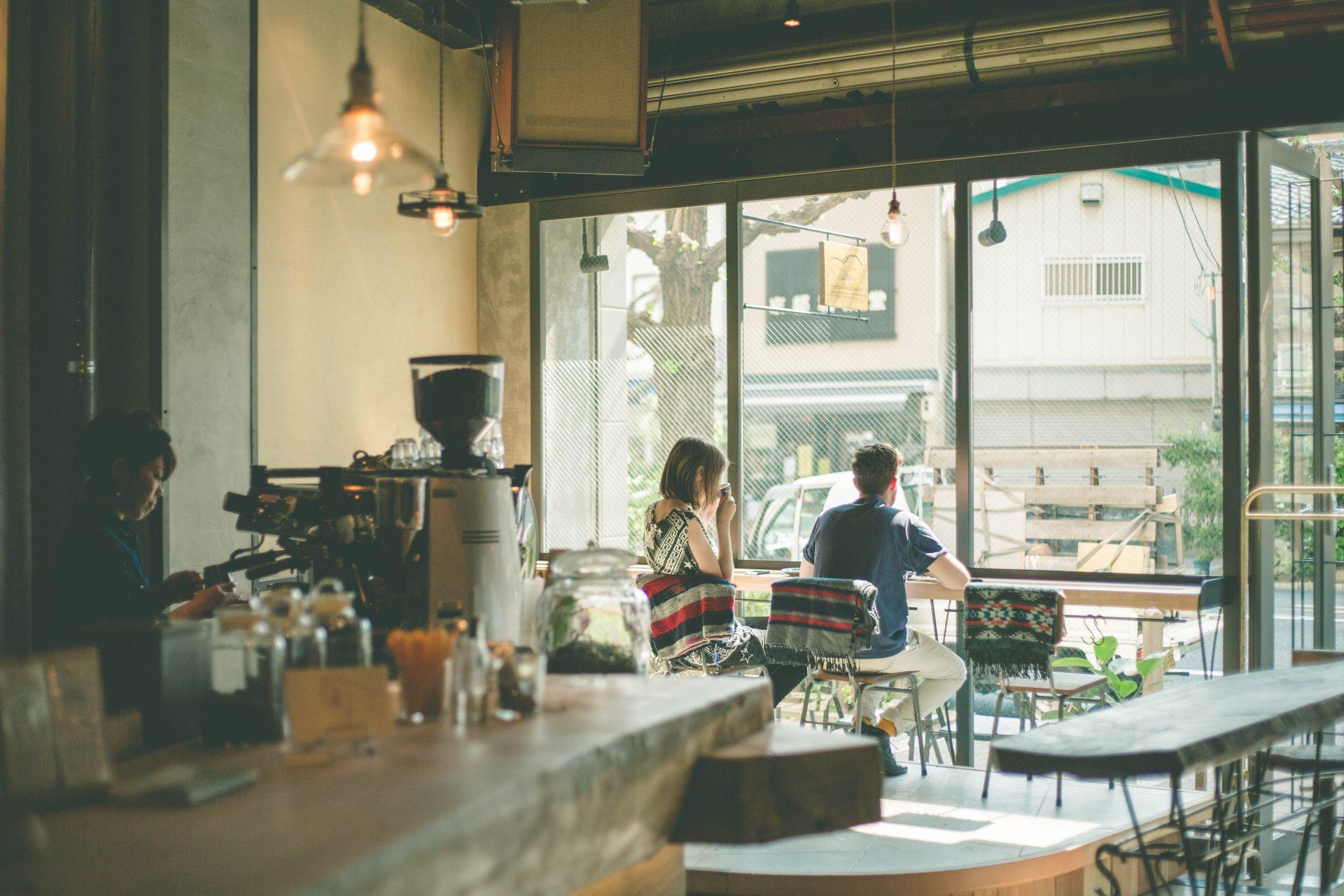 「Len」咖啡店