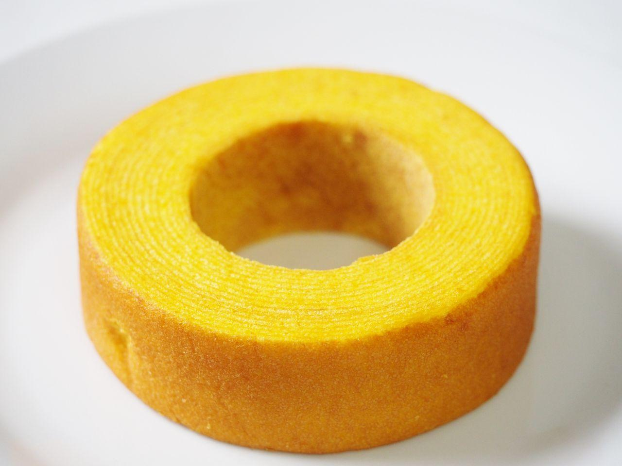 凤梨年轮蛋糕