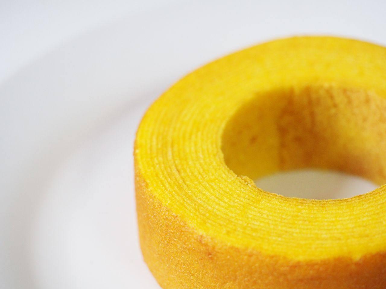 鳳梨年輪蛋糕