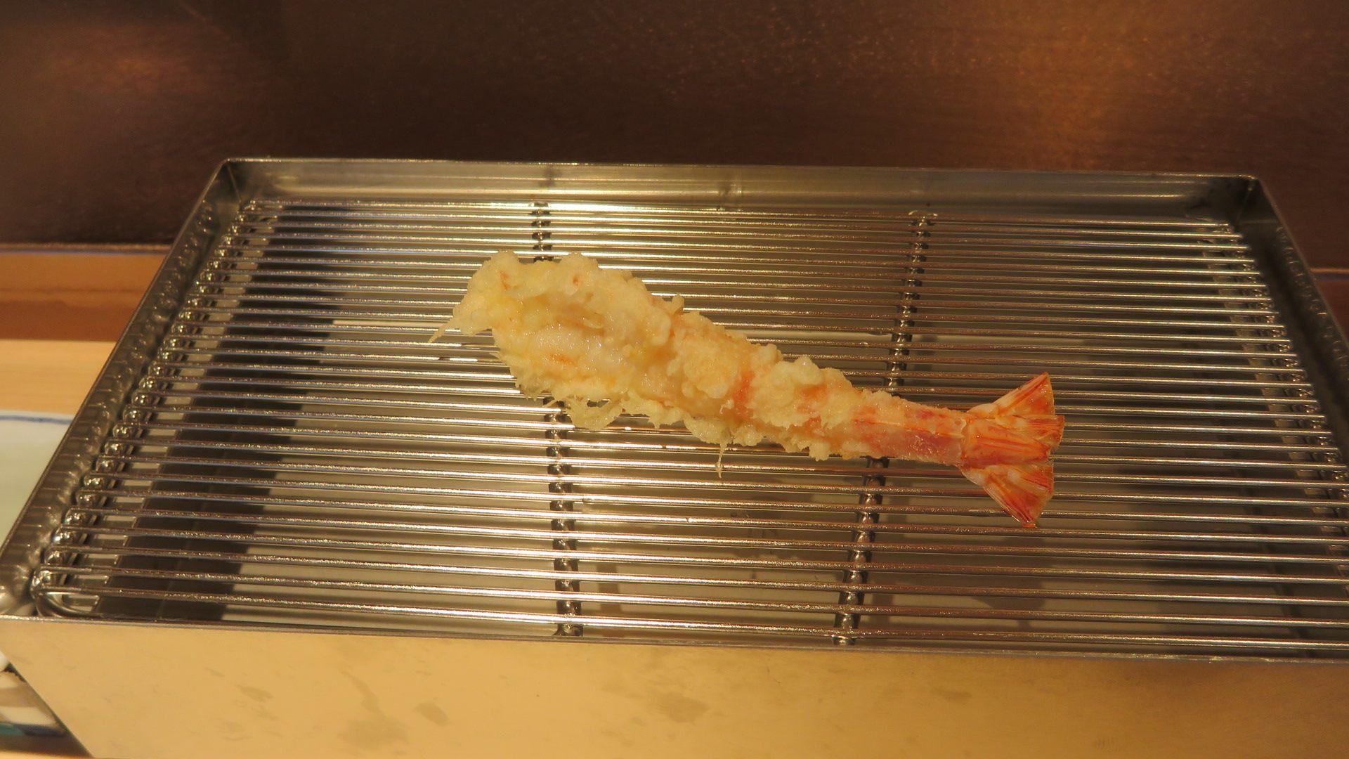 Fried shrimp(海老)
