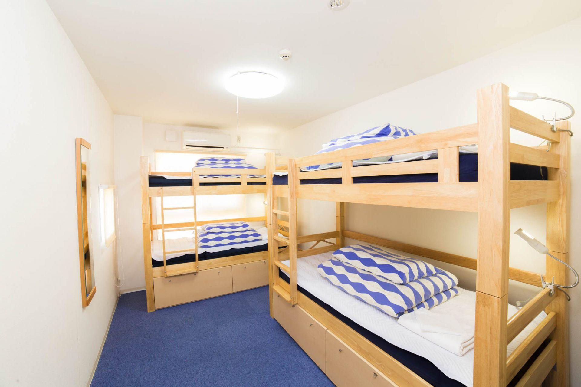 4-Person Dormitory