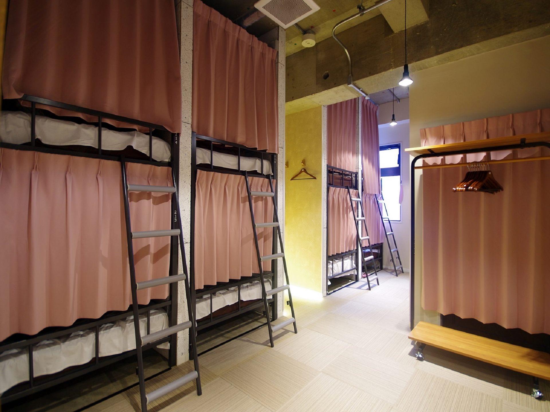 女性專用宿舍