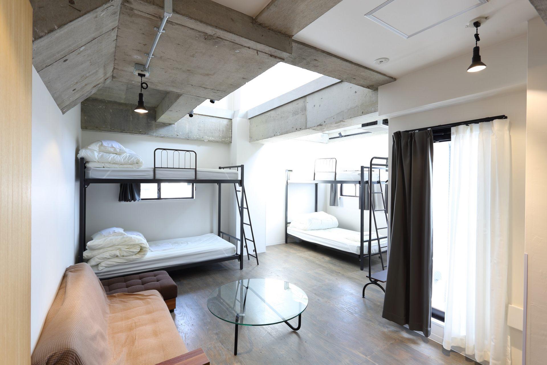 家庭房(12000日圓~ 人數上限:5名)