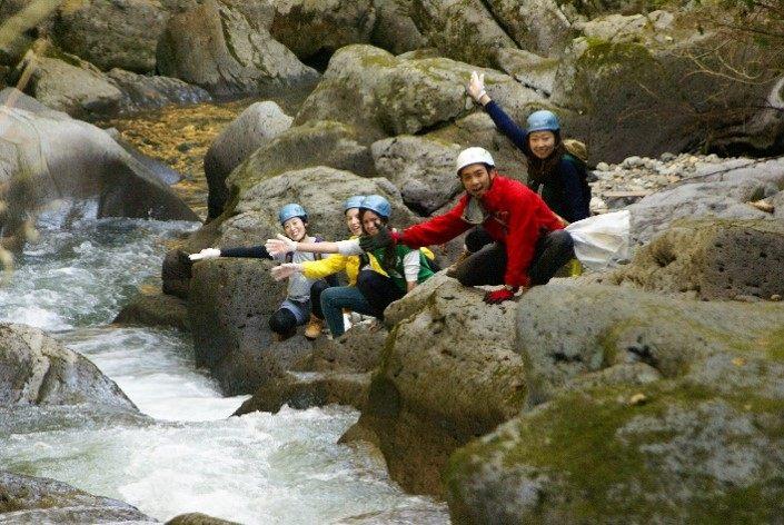 在神锅才能体验到Lava Trekking
