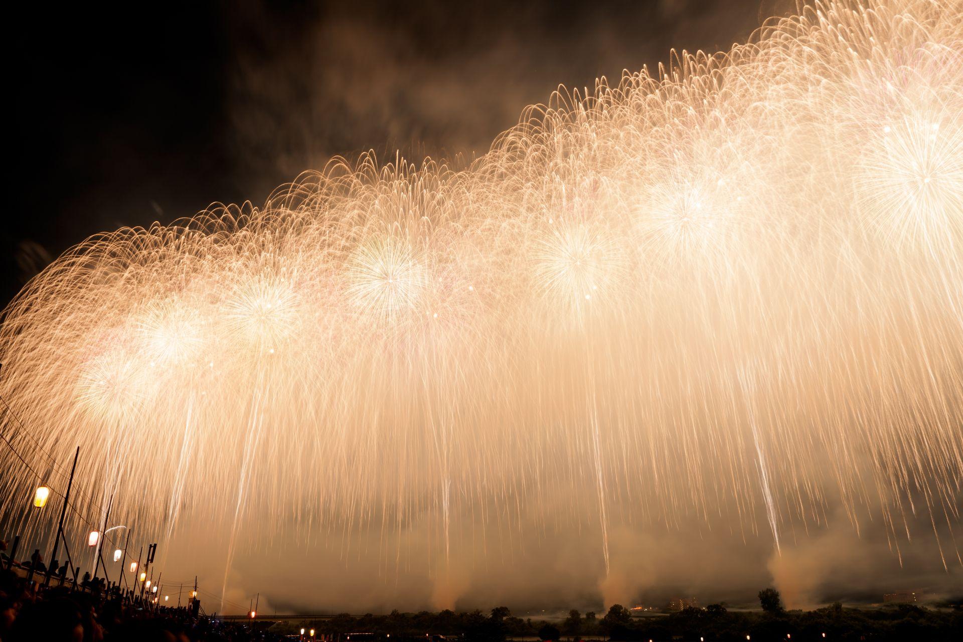 Nagaoka Festival Fireworks Event