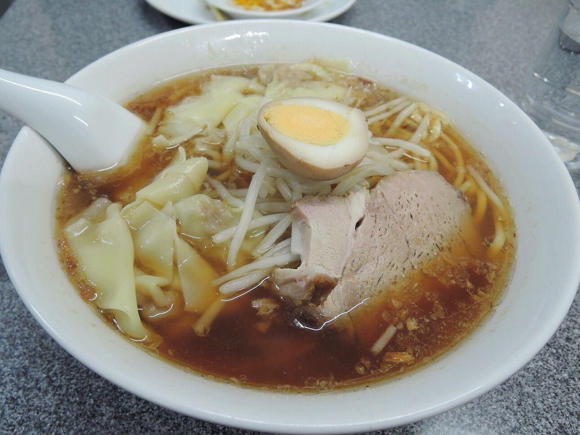 Wonton Ramen(950 yen)