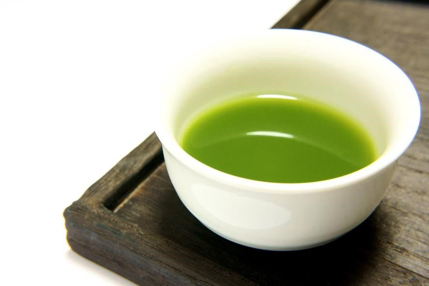 Japanese tea is very popular among foreign tourists too