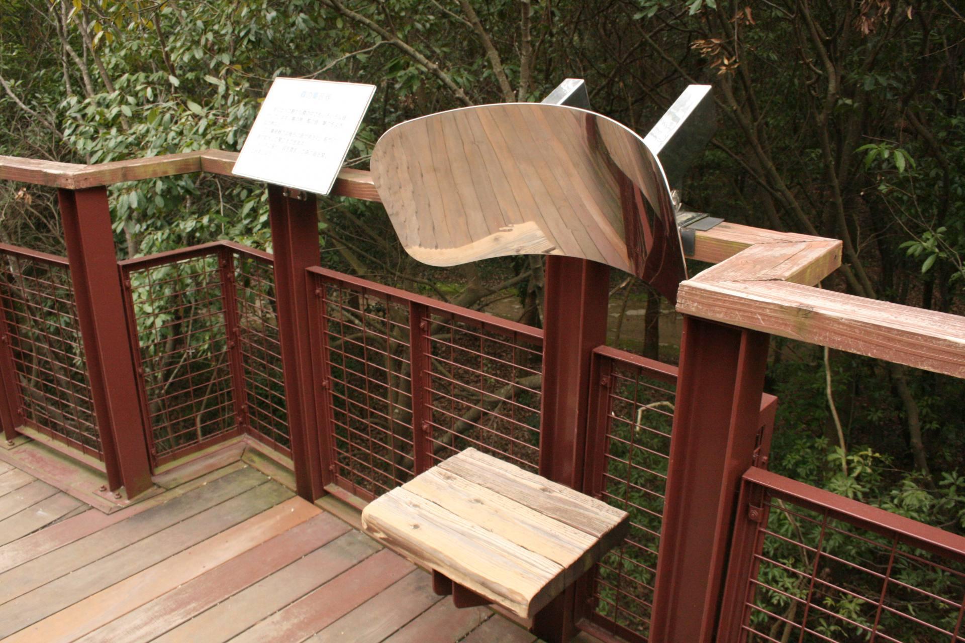 森林集音器