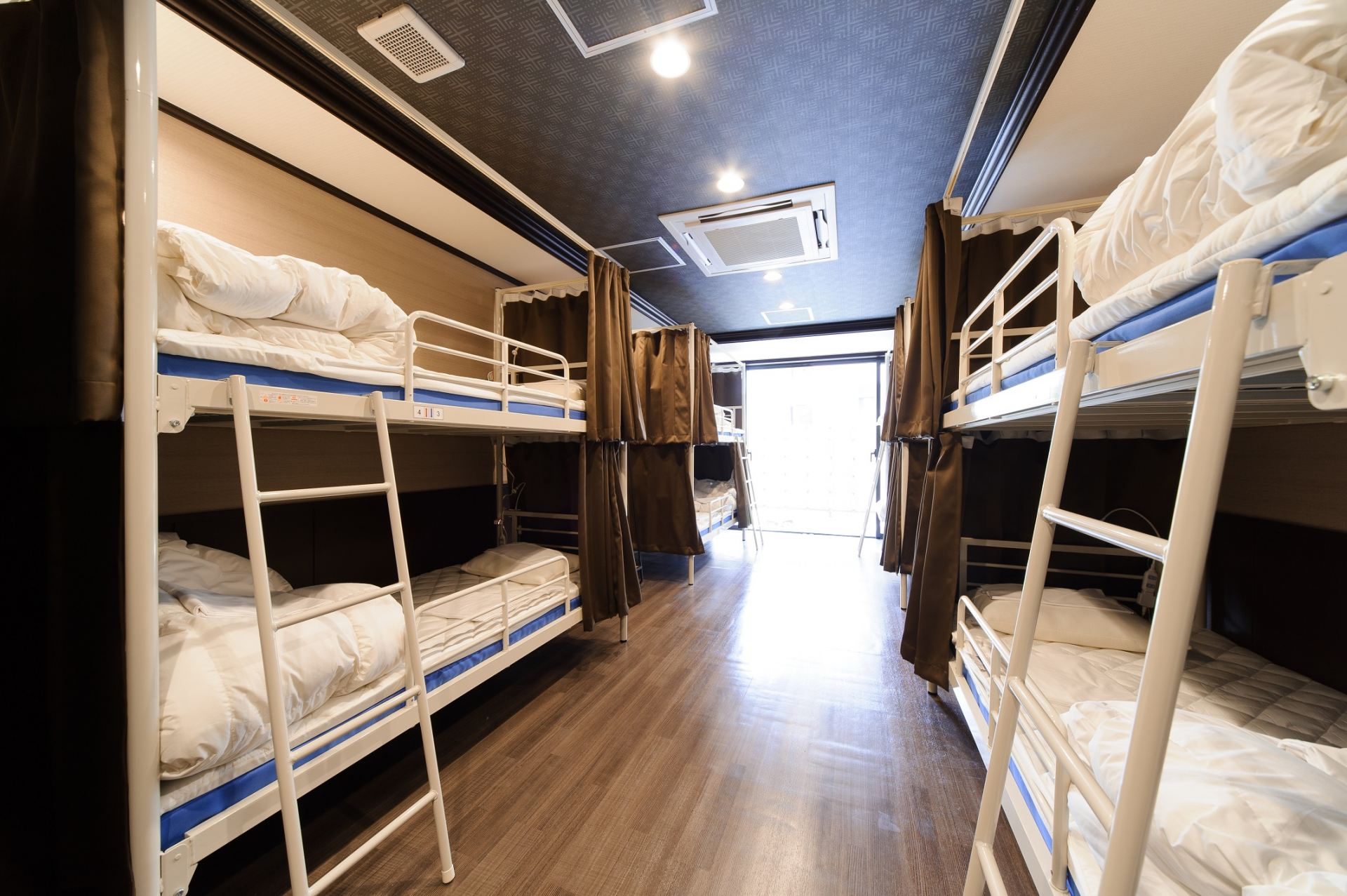 Bunk Bed Dormitory Room (from 2,300 yen)
