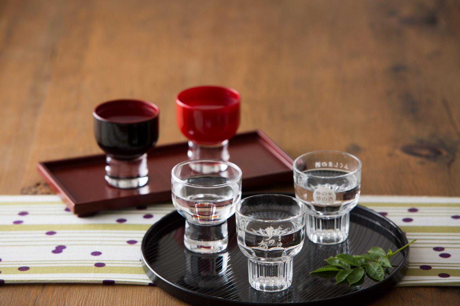 日本酒 試喝比較Set(福島酒3種)500日圓