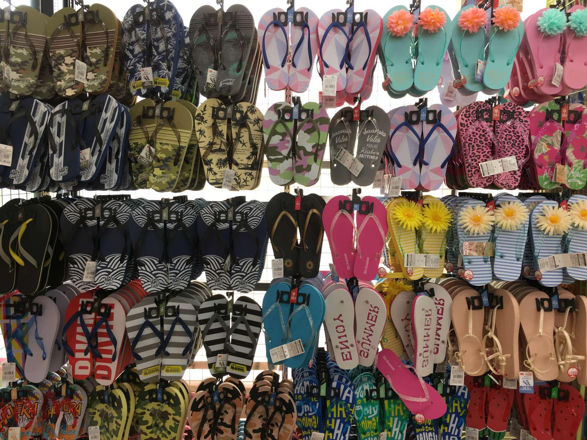 大创 海滩鞋专区