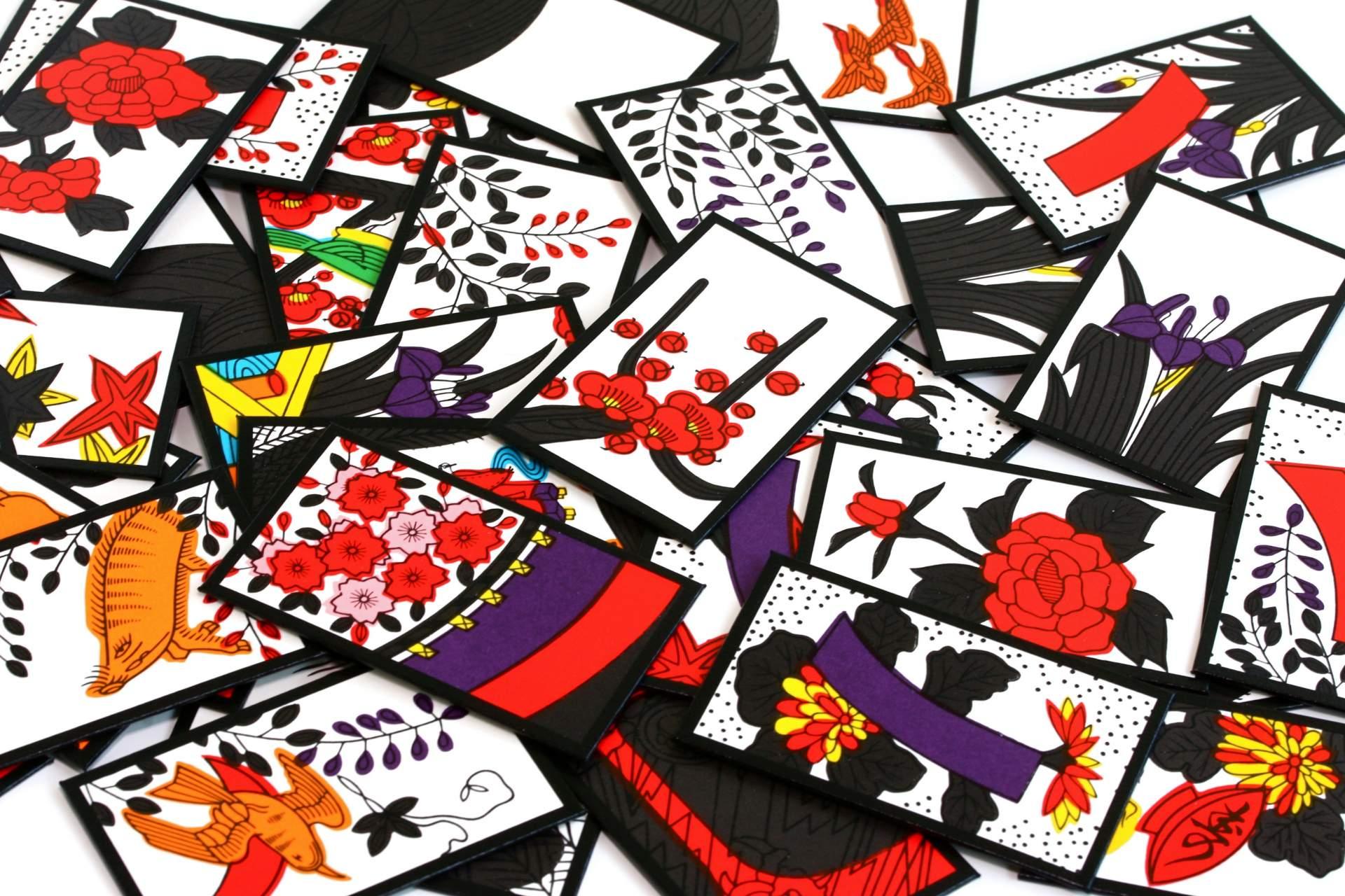 Hanafuda (Japanese Playing Cards)