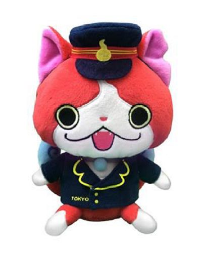 DX Kuttari Nuigurumi Da Nyan station chief version. Jibanyan