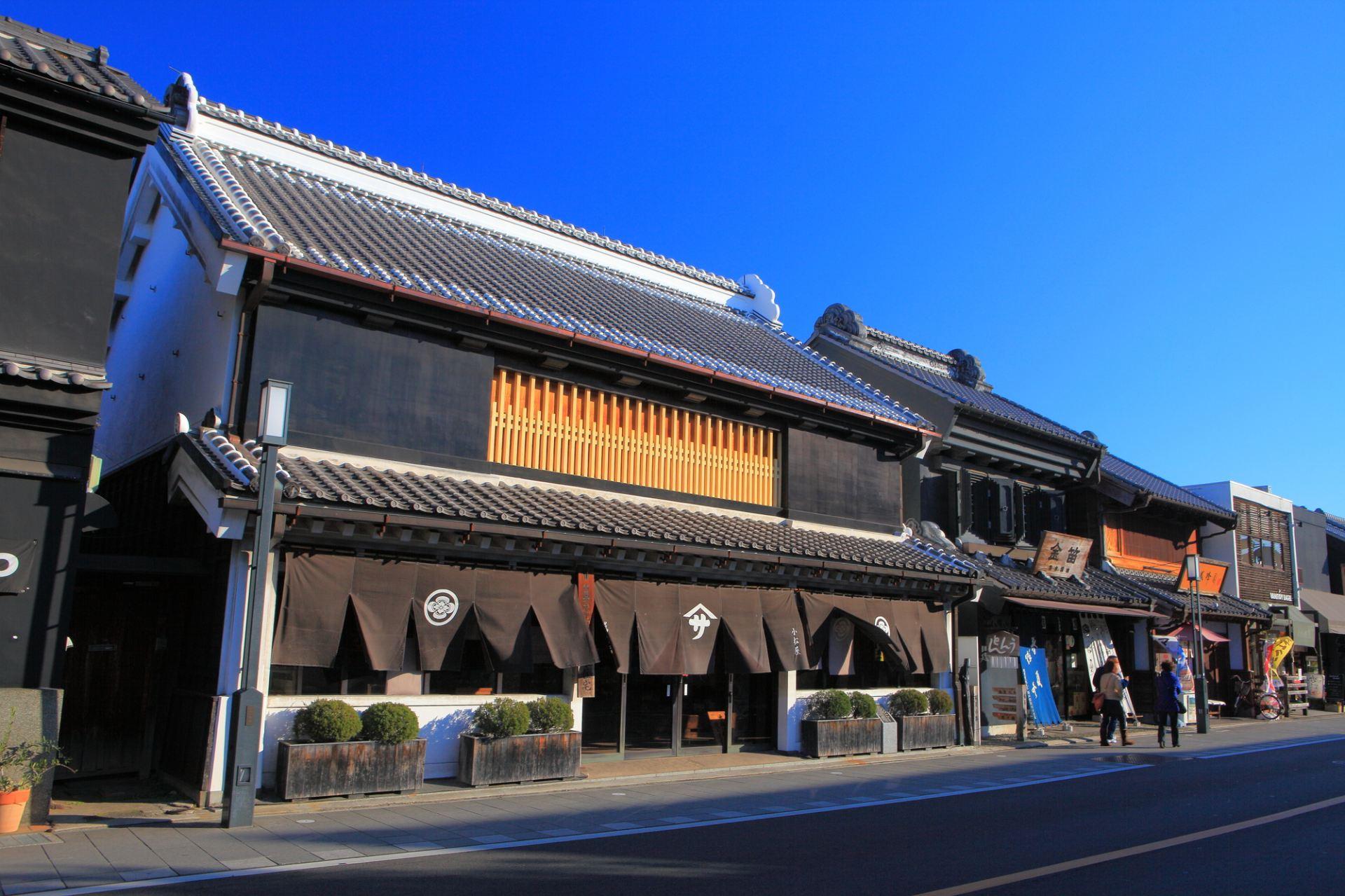 Kawagoe, Kurazukuri Town, Osawa Family Residence