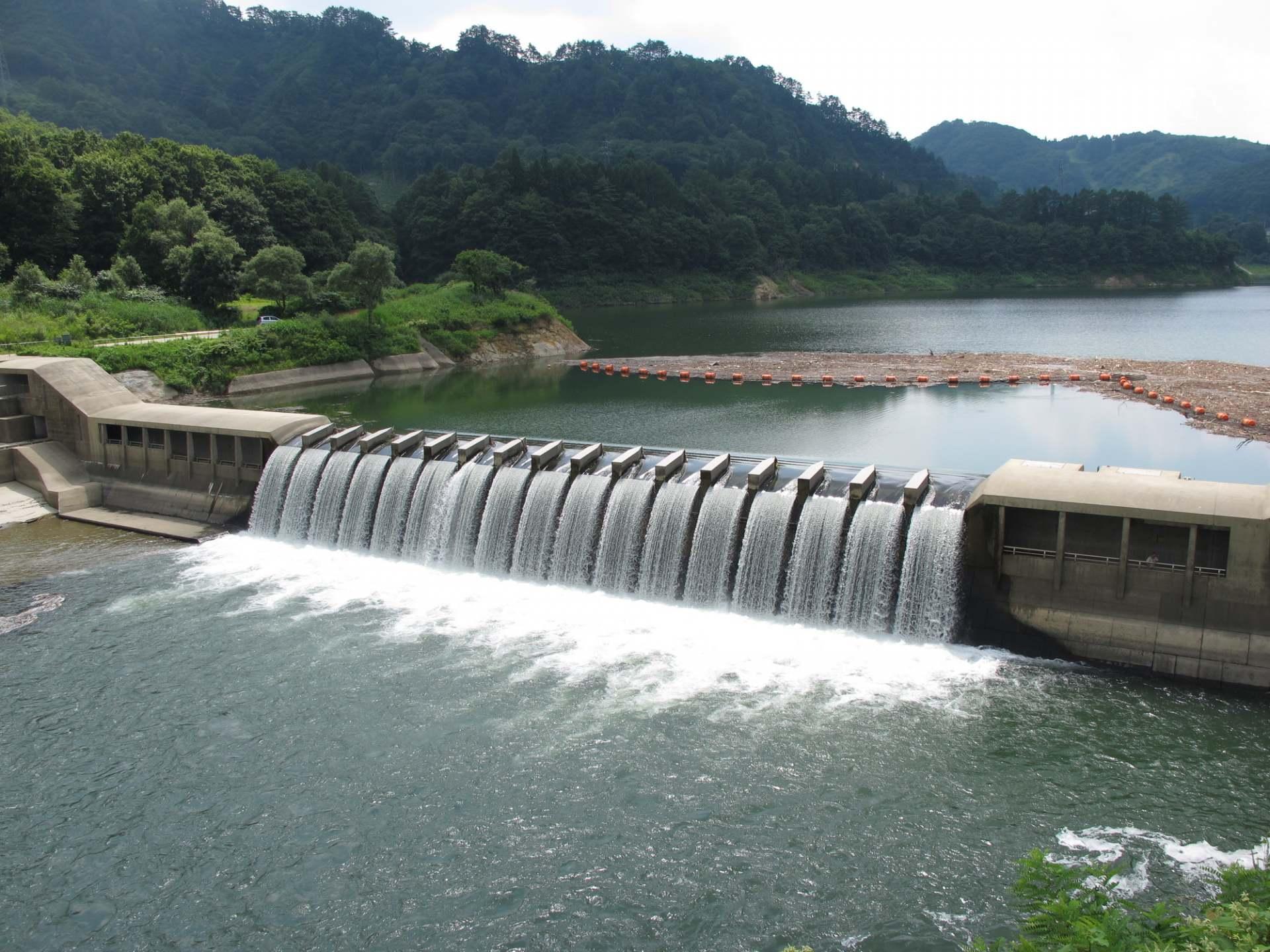 Yuda Dam