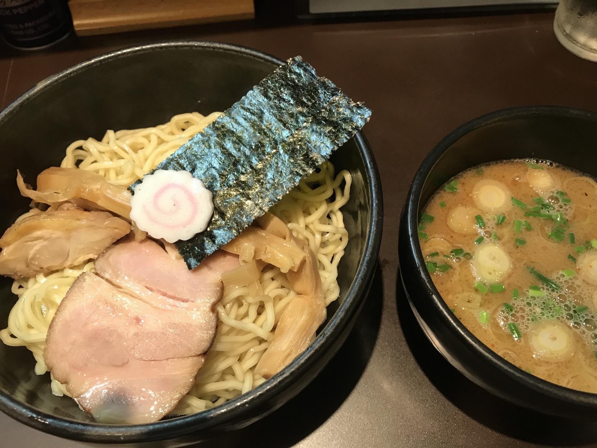 大關中華拉麵 沾麵(850日圓)