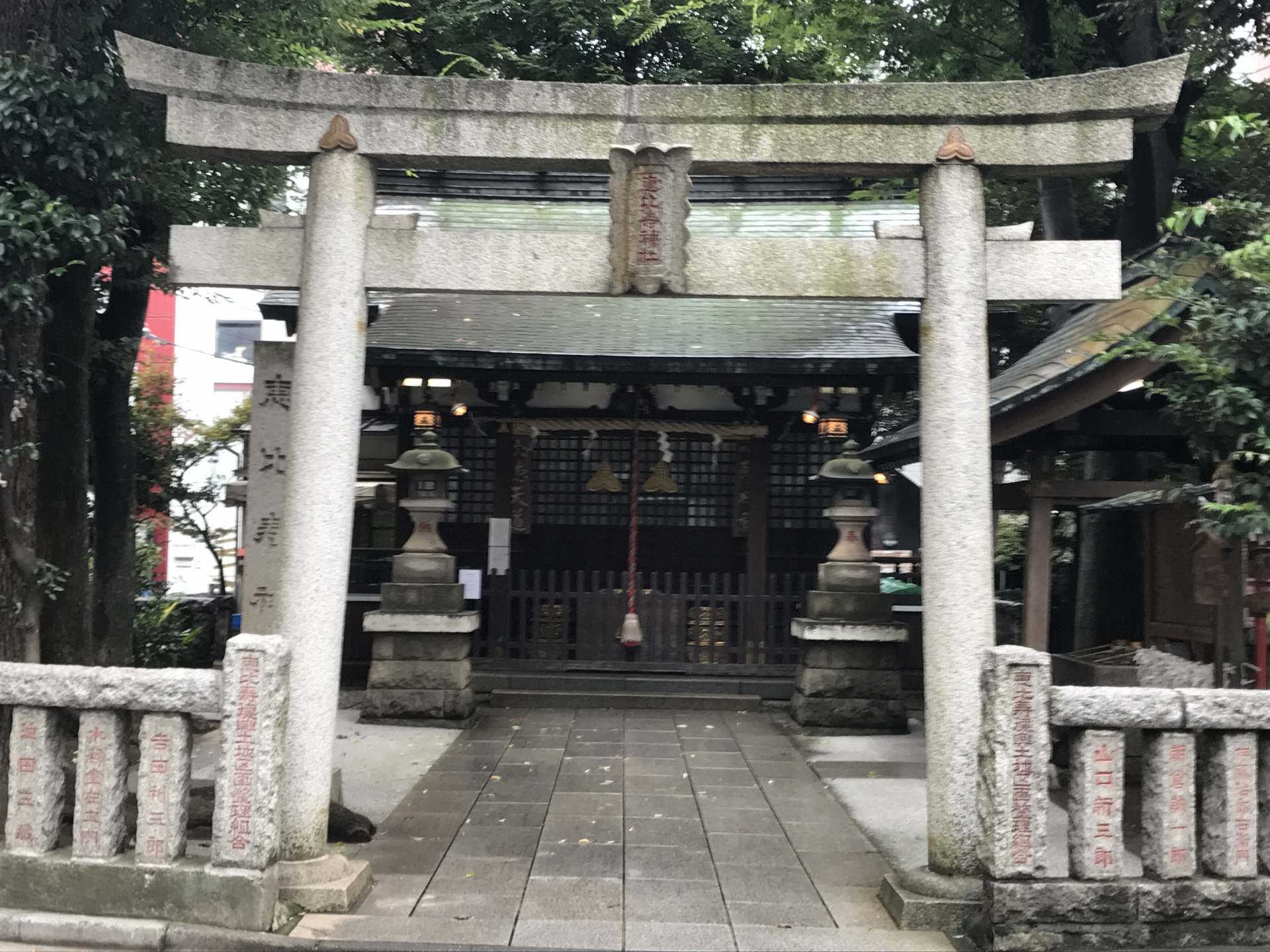 惠比壽神社