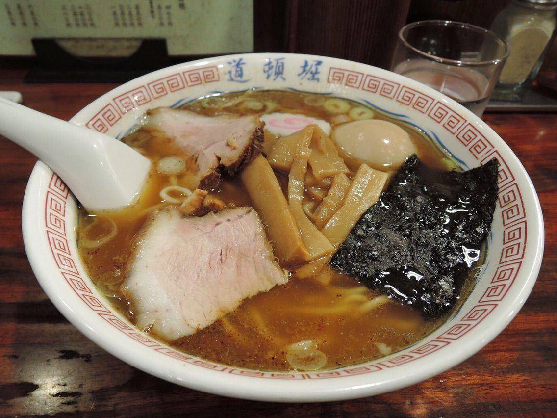 味玉拉麵(770日圓)