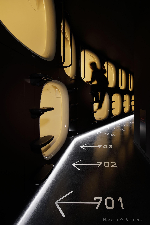 胶囊型房间